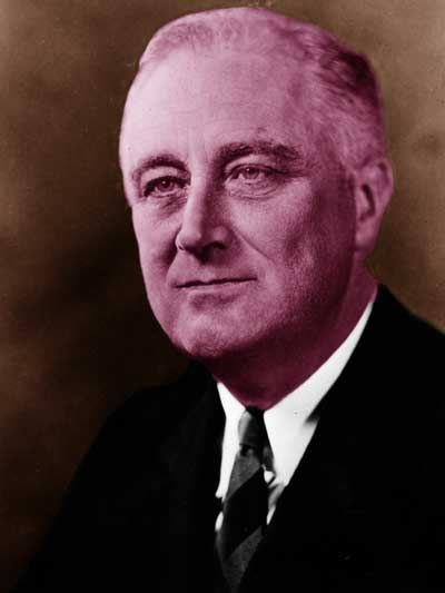 Franklin D. Roosevelt & Facts- About Life HISTORY