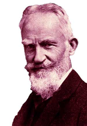 George Bernard Shaw Playwright ||George Bernard Shaw-Biography-Life HISTORY
