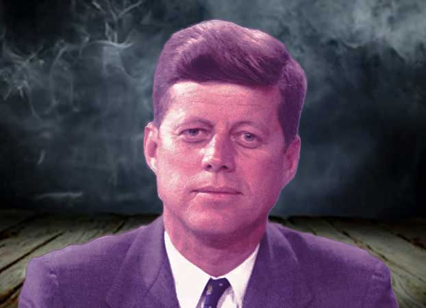 "President of the USA ""John F. Kennedy Facts"