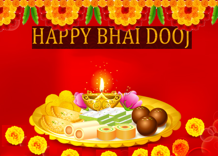 Celebrate Bhai Dooj Festival Short Words Story