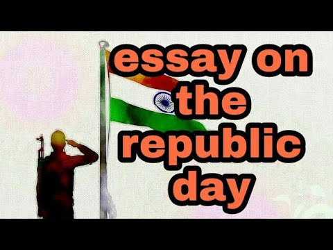 Short Paragraph On Republic Day of india