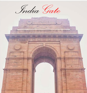 India Gate of New Delhi  Essay Short Words